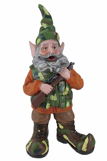 Hunter Gnome - Click to enlarge