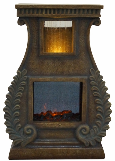 Imperial Scroll Fire & Water Fountain - Click to enlarge