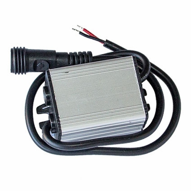 Inline DC to AC converter - Click to enlarge