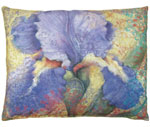 Iris Outdoor Pillow