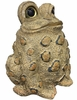 Jumbo Tall Toad - Light Natural