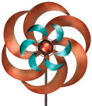 "19"" Kaleidoscope Wind Spinner"