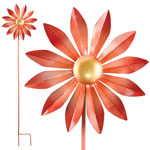 Kinetic Daisy Wind Spinner