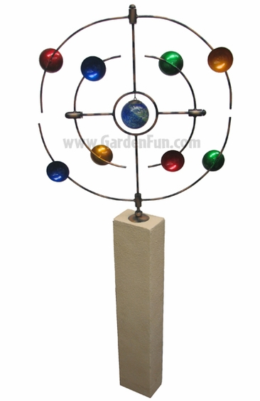 Kinetic Orbiter Multicolor Tower - Click to enlarge