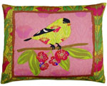 Ladybird Bright 3 Outdoor Pillow