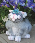 Large Cat Phatzo Planter