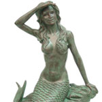 Large Classic Mermaid