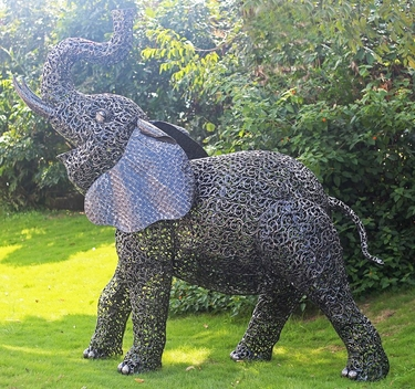 Large Elephant Decor