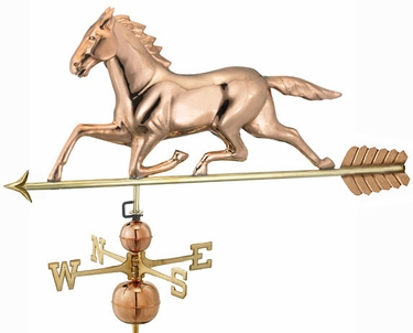Large Horse Weathervane - Click to enlarge