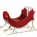 Large Luster Sleigh