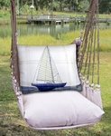 Latte Model Sailboat Hammock Chair Swing Set