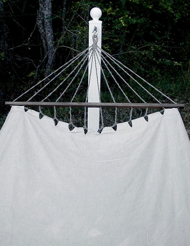 Latte Sundure Fabric Hammock - Click to enlarge