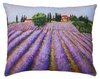 Lavender Fields Outdoor Pillow