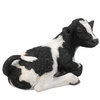 Laying Cow Calf - Black/White