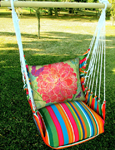 Le Jardin Colors of Nature Hammock Chair Swing Set