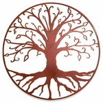"""Leaves"" Tree of Life Wall Art"