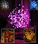 LED Cherry Blossom Trees