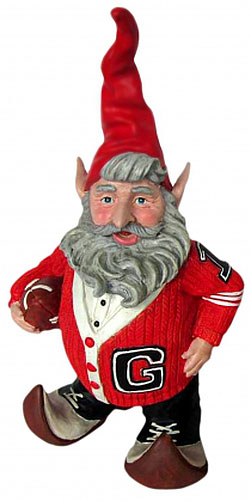 Letterman Jock Gnome - Click to enlarge