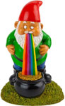 Lucky Rainbow Gnome