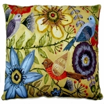McKenzie's Garden 3 Outdoor Pillow