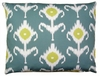Meadow Ikat Outdoor Pillow