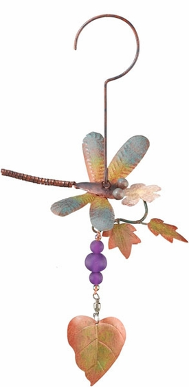 Metal Dragonfly Twirly - Click to enlarge