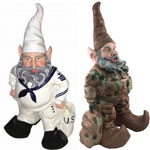 Military Gnomes