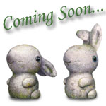 Mini-Bunnies (Set of 8) - Gnomeo & Juliet
