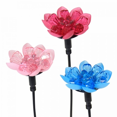 Mini Solar Peony Stakes (Set of 6) - Click to enlarge