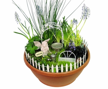 Miniature Garden Fairy Kit - Click to enlarge