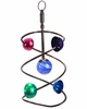 Multicolor Kinetic Garden Twirler