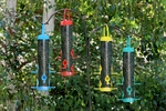 Multicolor Thistle Bird Feeder (Set of 2)