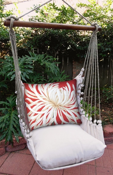 Mum's the Word Hammock Chair Swing Set - Click to enlarge