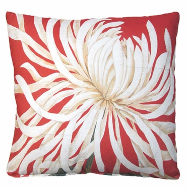 Mum's the Word Outdoor Pillow - Click to enlarge