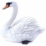 "Mute Swan Decor ""Ultra-Realistic"""