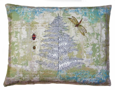 Nature's Architecture Outdoor Pillow - Click to enlarge