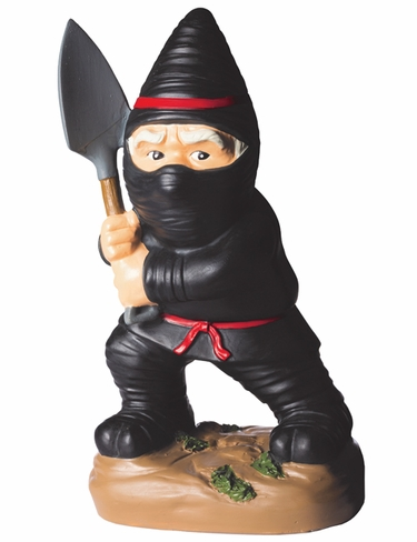 Ninja Gnome - Click to enlarge