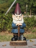 No Trespassing Gnome
