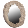 Nude Mermaid's Reef Mirror - Roman Stone