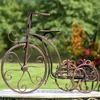 One Pot Tricycle Plant Stand - Antique Bronze