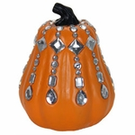 Orange Jeweled Pumpkin