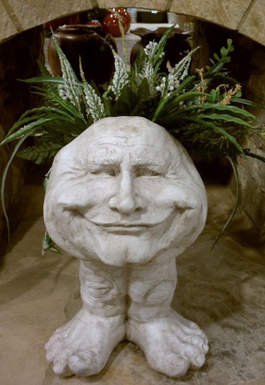 Papa John Face Planter - Click to enlarge