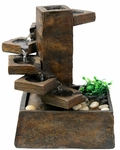 Peaceful Steps Tabletop Fountain