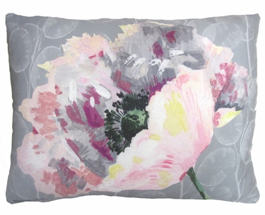 Peony 2 Outdoor Pillow - Click to enlarge