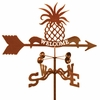 Pineapple Welcome Weathervane