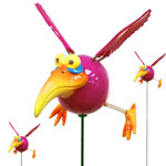 Pink Dodo Birds (Set of 12)
