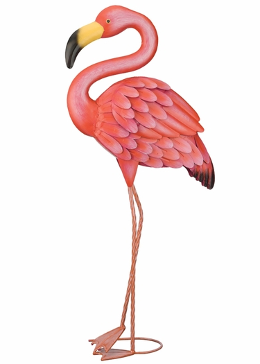 Pink Flamingo Decor Only 58 99 At Garden Fun
