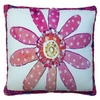 Pink Flower Dreams Outdoor Pillow