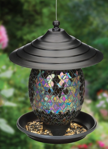 Plum Marquis Bird Feeder - Click to enlarge