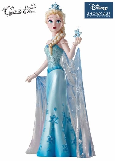 Princess Elsa Figurine: Couture de Force - Click to enlarge